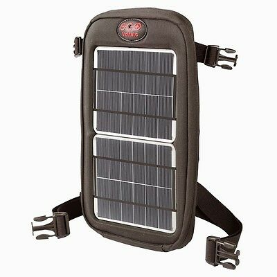 Solar Backpack and Panel Hiking and Camping Voltaic Fuse 4W Portable Solar Charg