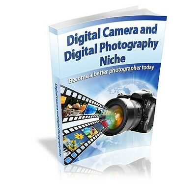 Digital Camera and Photography Tips Free Shipping ebook Full Resell Rights PDF