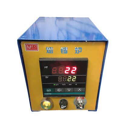 MEC100 Double Digital Display Digital Corrosion Resistance Of Tin Solder Machine