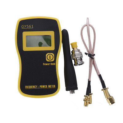 GY-561 Frequency Meter 1MHz-2400MHz & Power Meter 0.1W-50W For Two-Way Radio