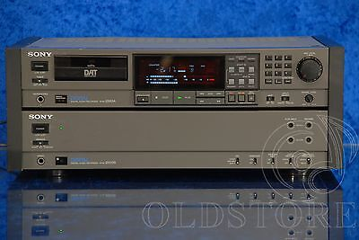 ►Sony Pcm 2500 A+B◄Registratore Dat Recorder Vintage Come Dts 1000 Dac Tda1541