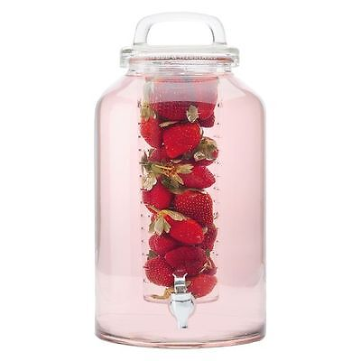 NEW Maxwell & Williams Refresh Beverage Dispenser with Infuser, 8.5L