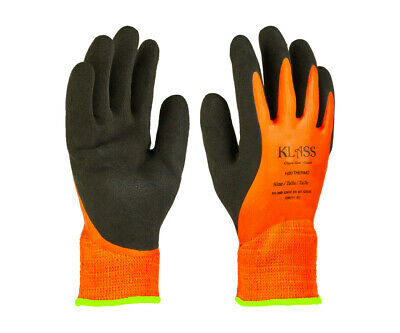 Window Cleaning Gloves - Wondergrip Thermo Plus - Waterproof-Warm Thermal Lined
