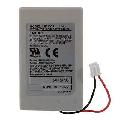 New 1800mAh Rechargeable Battery Pack for Playstation 3 PS3 Controller UK
