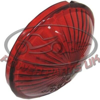 Rear Light Lens Mini Bates Style Replacement For 364860/861