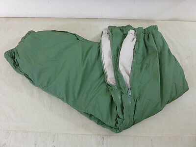 #484 GB British Army Trousers Thermal Reversible Thermohose Kälteschutz Hose L