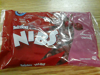 Twizzlers® Nibs Candy cherry 400g