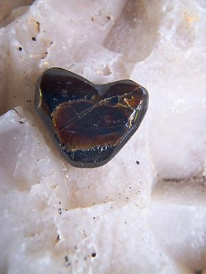 15.00Cts. Natural Designer Sphalerite Heart Hungary Loose Gemstones