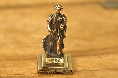 Hera - Ancient Greek Olympian Goddess Miniature Statue made of Zamac