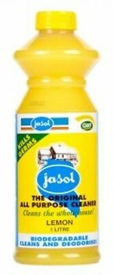 5 litre - Jasol Lemon Cleaner New - Household Cleaning Products