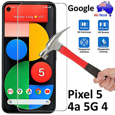 "Premium 9H Tempered Glass Screen Protector for Google Pixel 3 XL 6.3"" Pixel 2 XL"