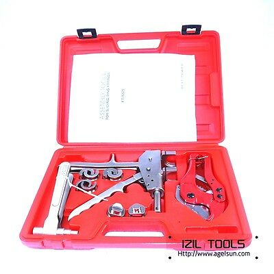 FT-1225 Pex Crimping Tool Pipe Fitting tool for connecting fittings and PVC pipe