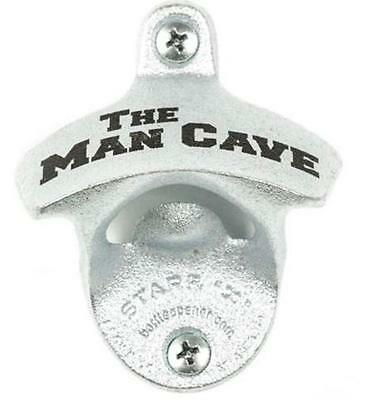 Wall mounted Bottle opener-Man Cave