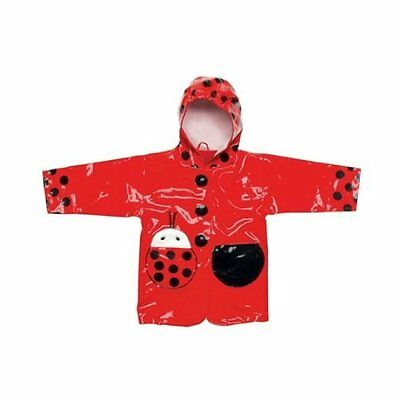Kidorable Bambini Coccinella Raincoat(Extra Small (70-76cm 12-18 months))