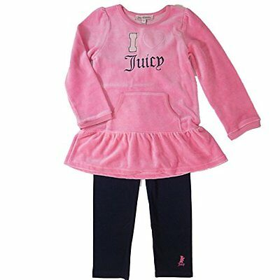 Juicy Couture - Abito - ragazza rosa
