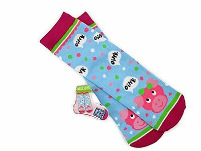 Magic socks pig misura 26-36-on the farm
