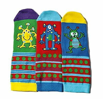 United Oddsocks - 3 Oddsocks Bambino - Monster