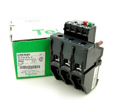 New Schneider Thermal overload relay LRE365N 80-104A