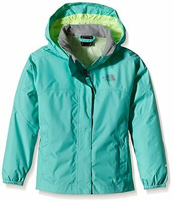 THE NORTH FACE, Giacca Bambina Resolve Reflective, Blu (Mint Blue), M