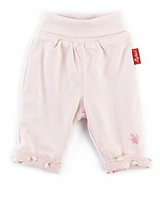 Sigikid - Wendehose, New Born - Two in One, Pantaloni unisex bimbi, barely pink