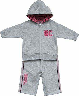 Schnizler - Interlock Running Girl, Jogging Suit unisex bimbi, original 900, 74