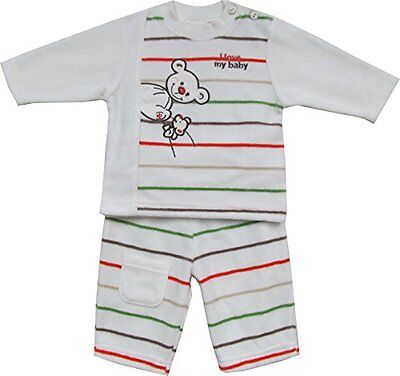 Schnizler - Nickianzug Love my Baby, Jogging Suit unisex bimbi, original 900, 68