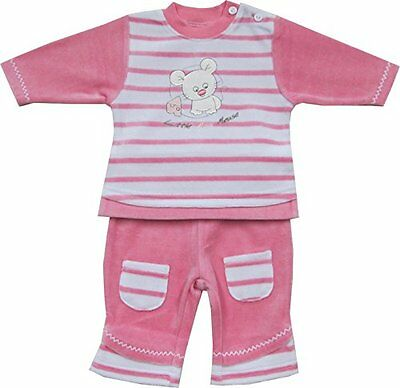 Schnizler - Nickinzug Little Miss Mouse, Jogging Suit unisex bimbi, original 900