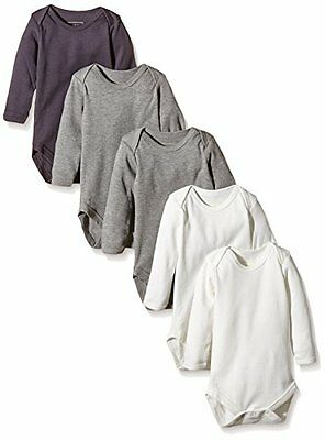 MINI MIZE by MAMLICIOUS - MMSUN L/S BODY- BASIC - U - 5 PACK 15, Body unisex bim