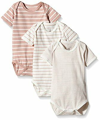 MiniMize Dust - Body Bebé-Niños, Multicoloured - Mehrfarbig (Misty Rose), 0-3 me