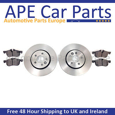 Ford Mondeo MK4 All Models 07-15 Front Brake Discs & Pads