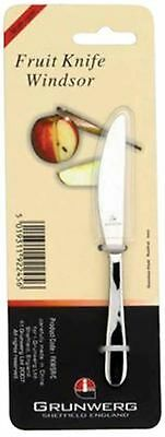 Windsor by Grunwerg Stainless Steel Fruit Knife