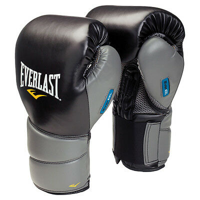 Everlast Protex 2 Evergel Training Boxing Gloves Sparring Bag Pad Work Mitts