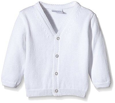 Neck & Neck - Chaqueta Trico Fantasia Can, Giacca da unisex bimbi, white optical