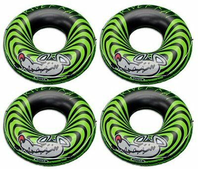 4-Pack Intex River Rat Inflatable Tubes