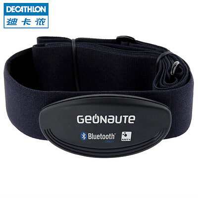 NEW Decathlon Dual HRM Belt Ceinture Cardio Bluetooth 4 ANT+  Heart Rate Monitor