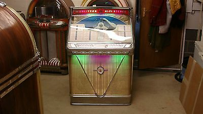 Wurlitzer 2410s JUKEBOX great condition fully LOADED with records L@@K