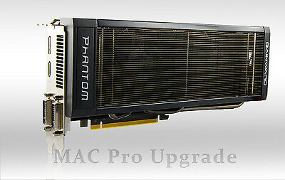 NVIDIA GeForce GTX680 2GB Graphics / Video Card for Apple Mac Pro - Silent