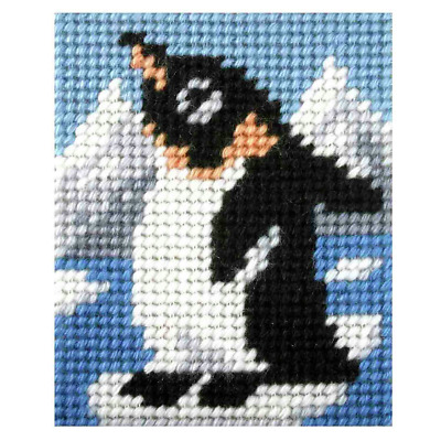 Orchidea Baby Penguin Embroidery Kit