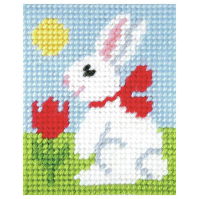 Orchidea Easter Bunny Embroidery Kit