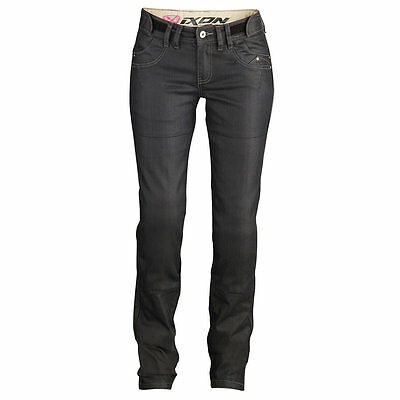 NEW Ixon Ashley Jeans Black WOMENS XXLARGE