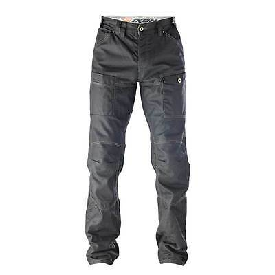 NEW Ixon Sawyer Jeans Black MENS XLARGE