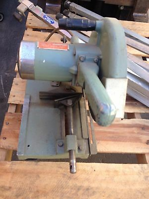 """Toledo Chop Circular Saw 12"""" Inch Business Industrial Commercial (R)"""