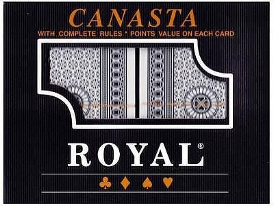 Royal Canasta Playing Cards - Kids Toy - Presents and Gifts for Children