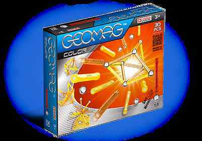 Geomag Colour 30pcs - Kids Toy - Presents and Gifts for Children