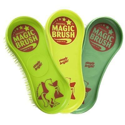 ORIGINAL MAGIC BRUSH - Single Brush - Horse / Dog / Pet Grooming Brush