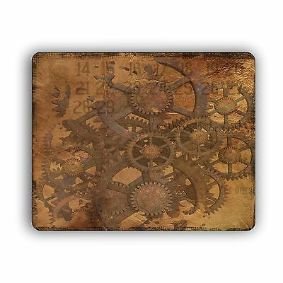 Steampunk Gears Mouse Pad Gaming Mousepad PC Laptop Computer