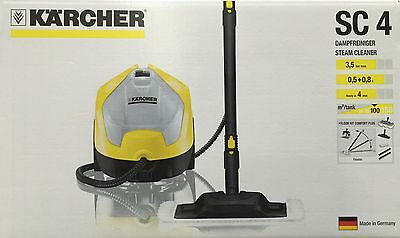 karcher sc5 continuous steam cleaner 2200 w 4 2 bar picclick uk. Black Bedroom Furniture Sets. Home Design Ideas