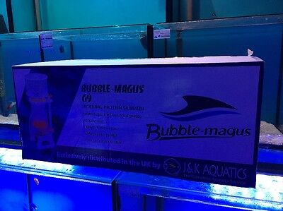 Bubble Magus G9 Internal Protein Skimmer - Marine Reef Coral Aquarium Fish Tank
