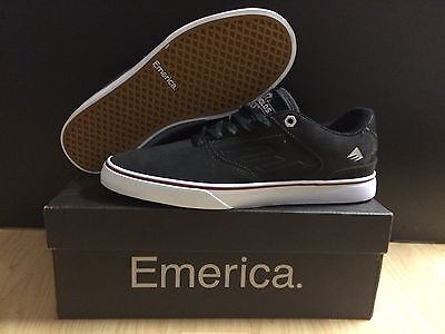Emerica Footwear RLV X INDY SMU Dark Grey Andrew Reynolds Independent Trucks Ska