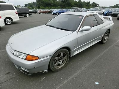 Year 1992 NISSAN SKYLINE GT-R BNR32  5MT 280PS Twin Turbo